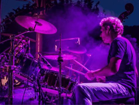 Killer drummer de Sandman de The Sandman Sangha